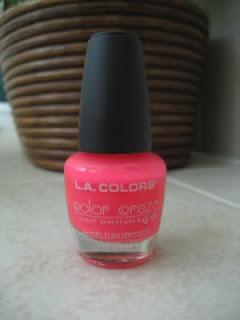 L.A. Colors- Lightning