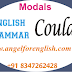 Could-Modal Auxiliary Verb