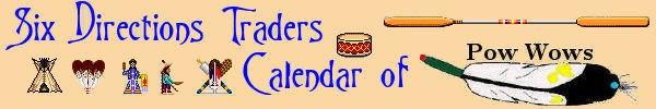 Pow Wow Calendar