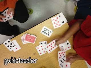 gwhizteacher, math games, make ten
