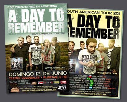 A Day To Remember / 2011