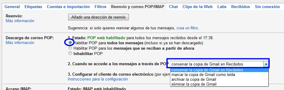 Como guardar videos en gmail