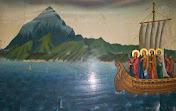 Το όνειρο του οσίου Πέτρου για την Παναγία και το άγιο Όρος.