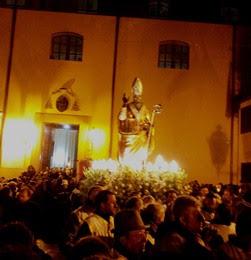 Corleone, devoti a San Leone Luca