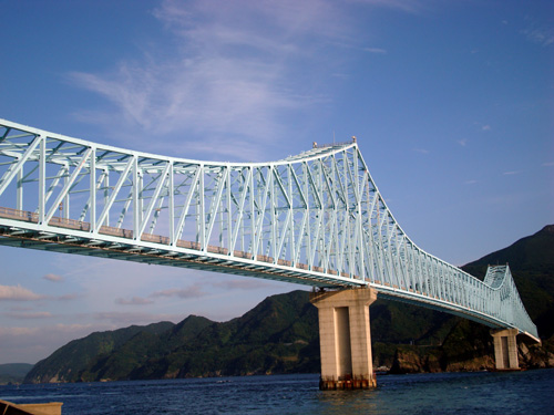 Ikitsuki Bridge