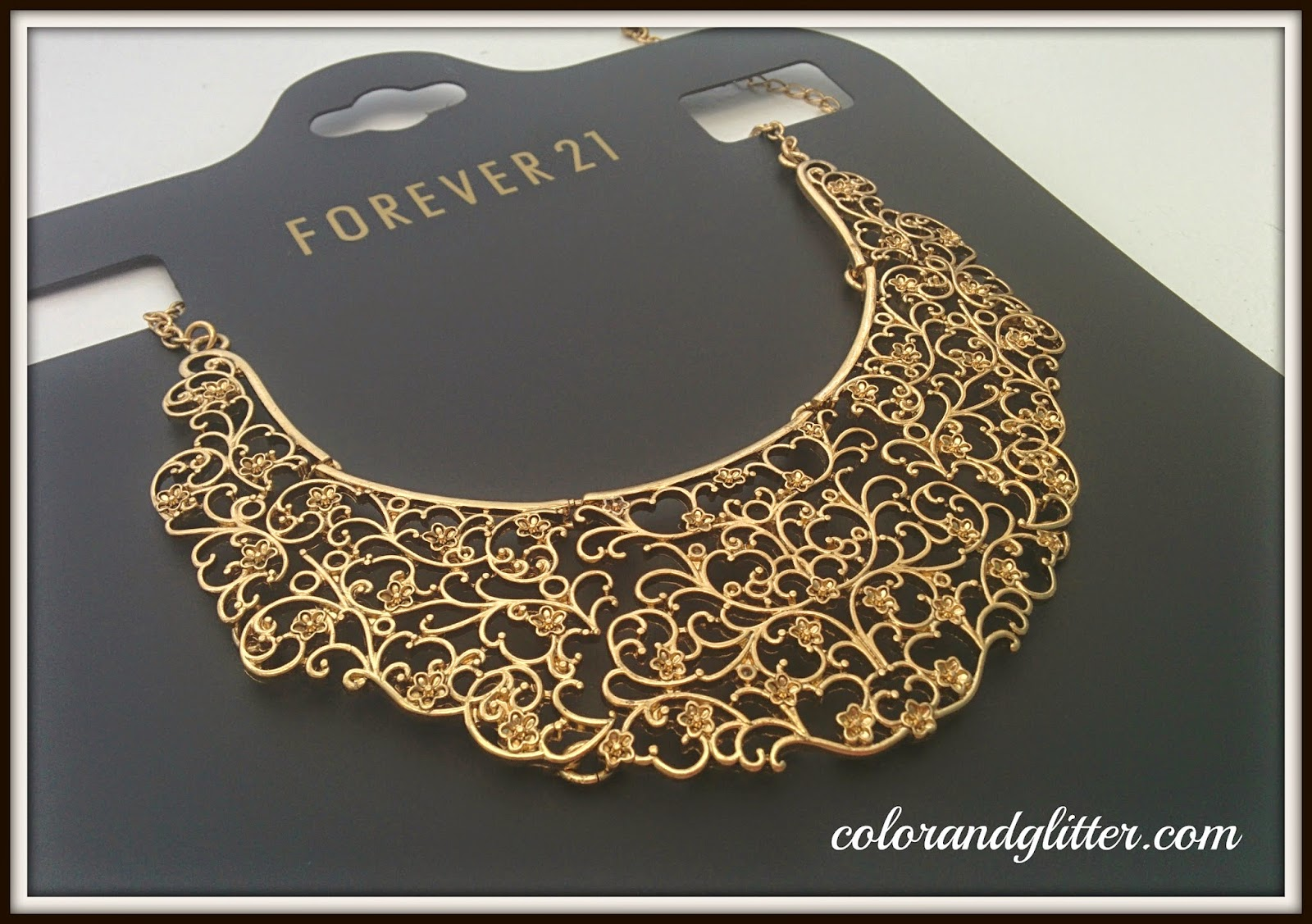 Fashion Haul: Forever21 Jewelry