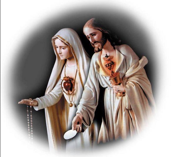 Nota: Ame a Dios con todo su corazón Mt 22,37, rece con deseo perfecto el Rosario.