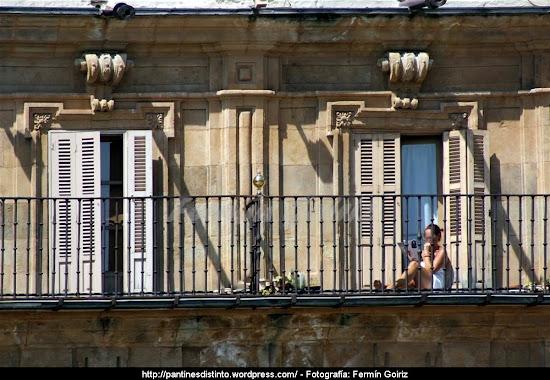 Que significa soñar con balcon