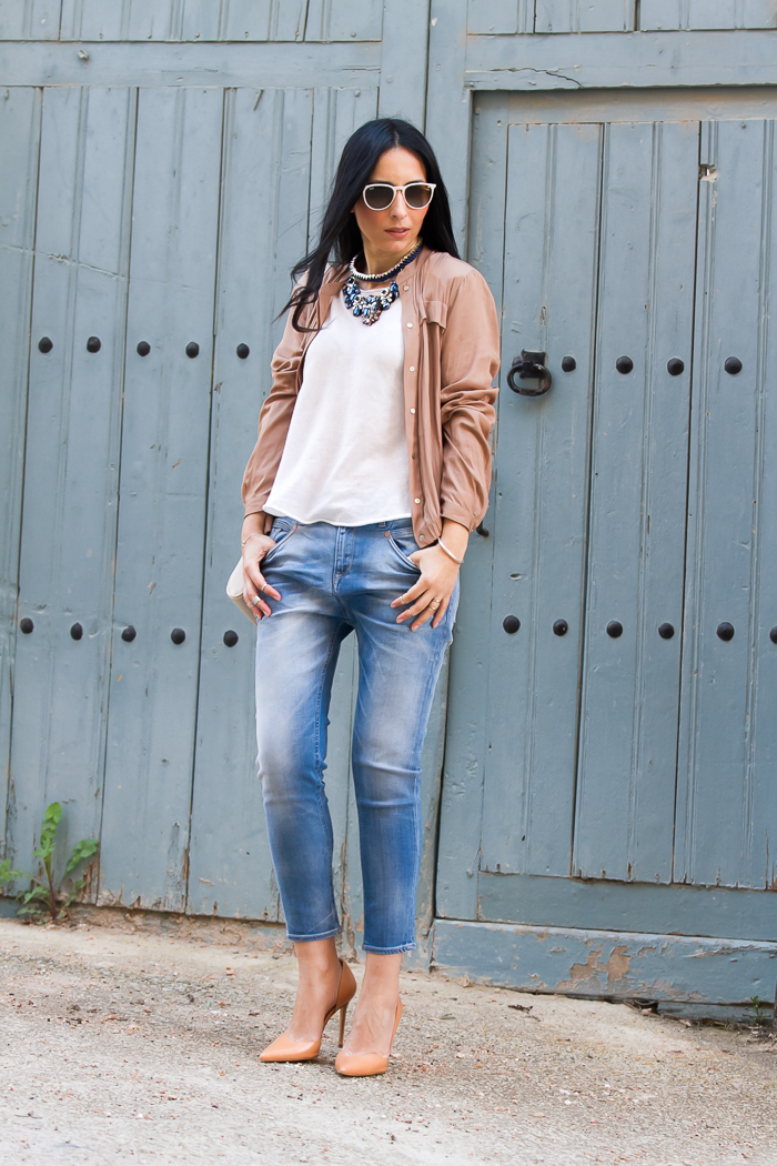 Veronica WOWS blogger de moda y belleza Adicta a los Zapatos del blog With or without shoes