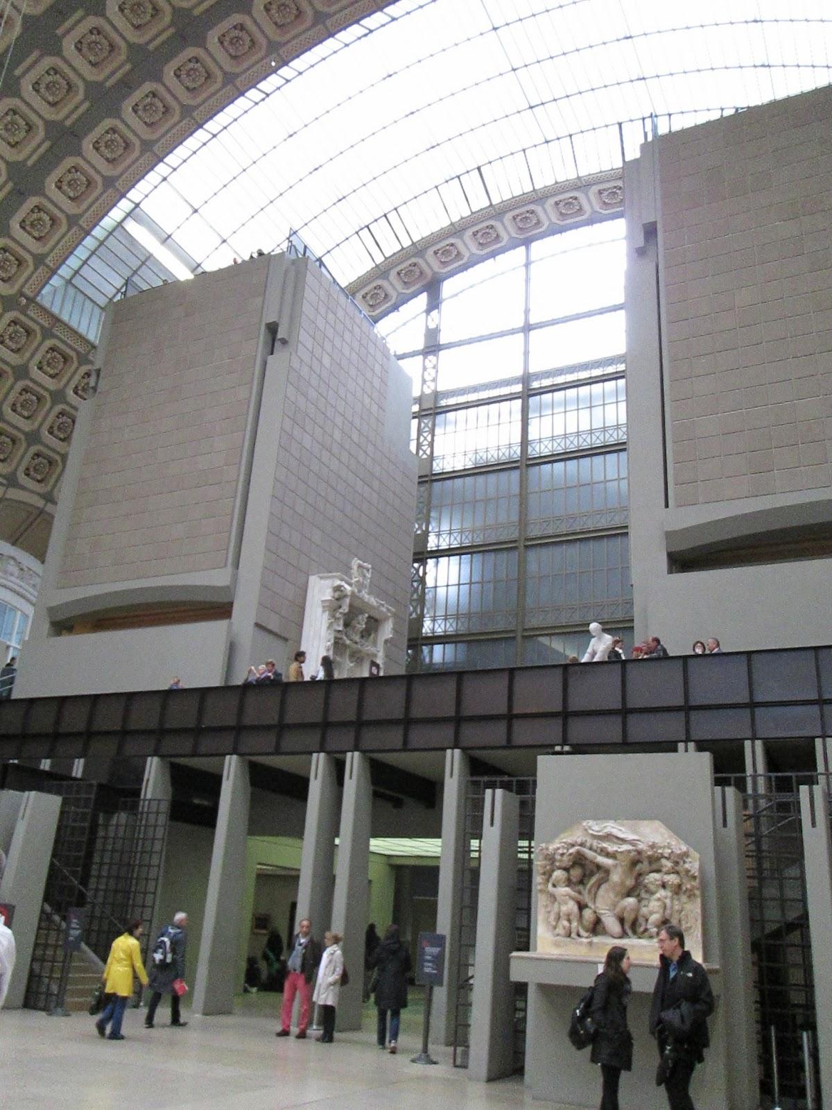 Arplus mus e d 39 orsay parigi for Antica finestra a tre aperture