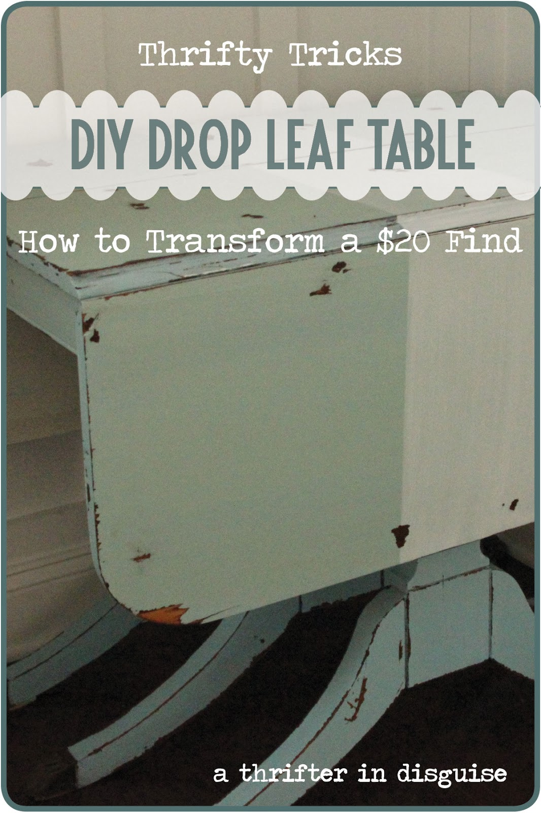 http://www.thrifterindisguise.com/2014/01/milk-paint-drop-leaf-table.html