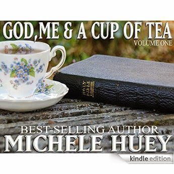 http://www.amazon.com/God-Me-Cup-Tea-1-ebook/dp/B00NXE6PI6/ref=sr_1_5?ie=UTF8&qid=1411733482&sr=8-5&keywords=Michele+Huey