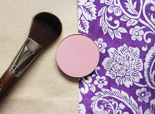 make up for ever mufe sculpting blush 12 swatch review mauve