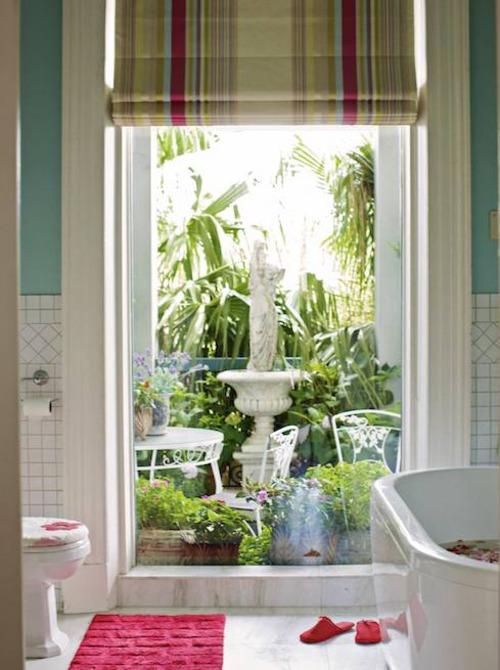 Blog de apuntes amor por las plantas for Atrium design and decoration