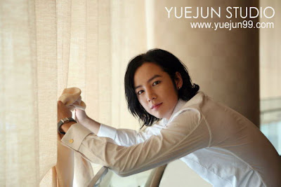 Medium Hair Styles_Jang Geun Suk