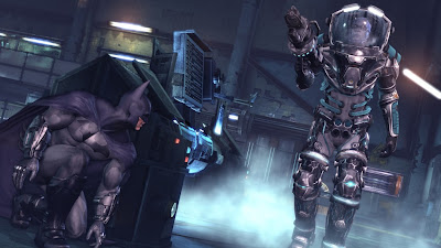 Batman: Arkham City Screenshots 1