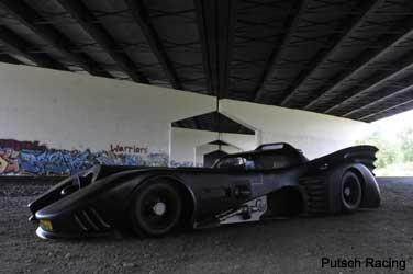 Mobil Batman 2