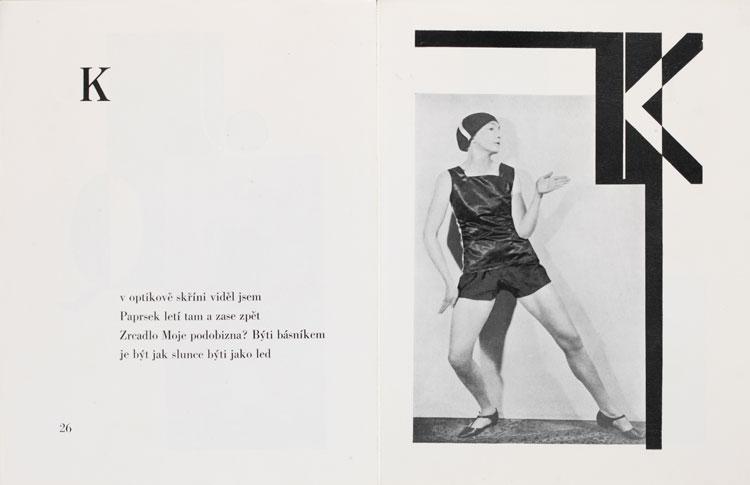 Doctor Ojiplático. Abeceda. (1926). Vitĕzslav Nezval, Karel Teige, Karel Paspa, Milča Mayerová
