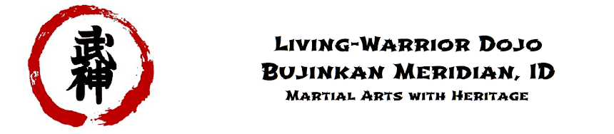 Bujinkan: Living-Warrior Ninjutsu Dojo Meridian, Boise, ID. Martial Arts