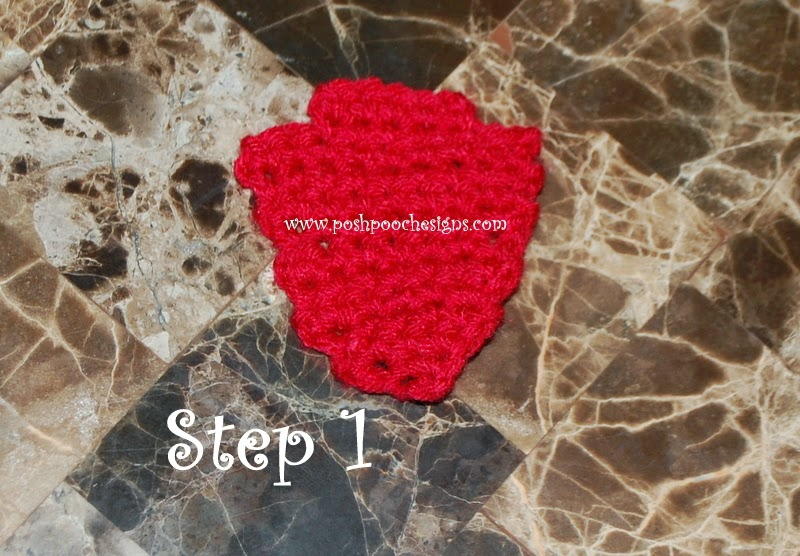 Posh Pooch Designs Dog Clothes: Paw Patrol Badge Crochet Pattern