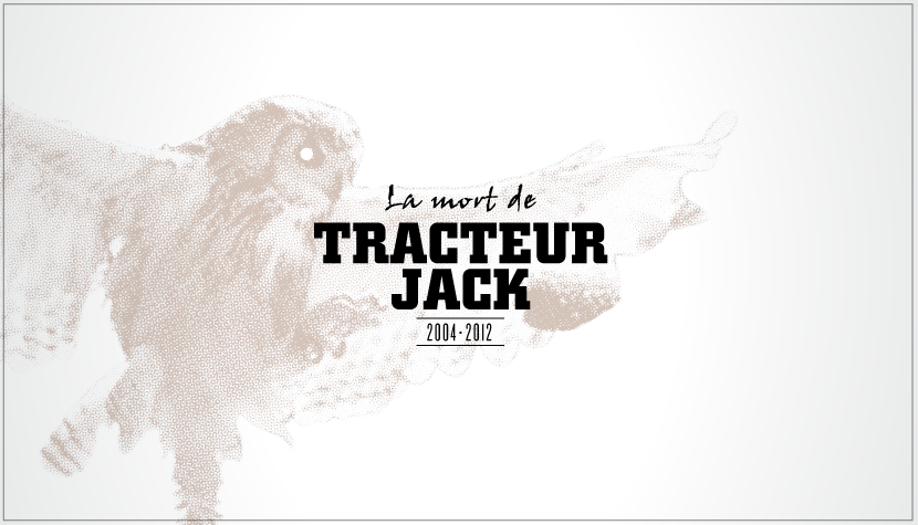 Tracteur Jack