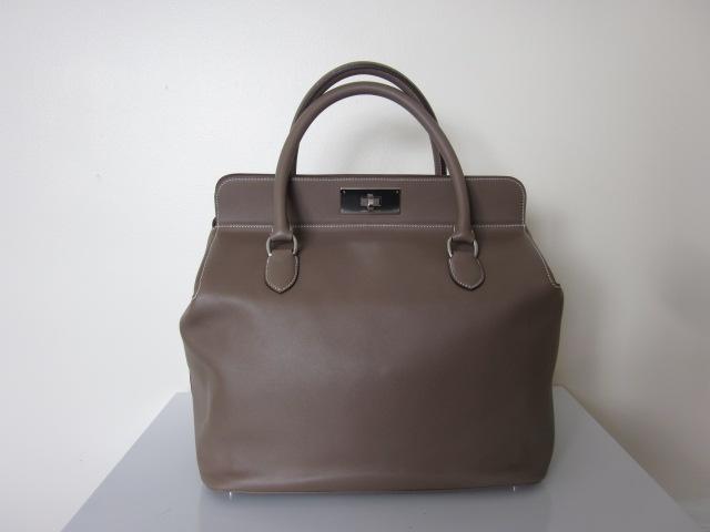 4ac6820c5dac My Birkin Blog  Classified Ad  Brand New HERMES Toolbox in Etoupe