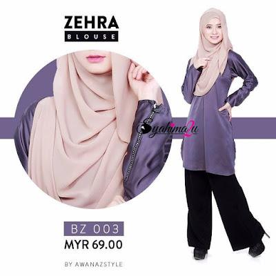 Zehra-Blouse-BZ003