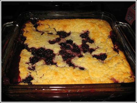Blackberry Cobbler Recipe Easy Dessert Recipes