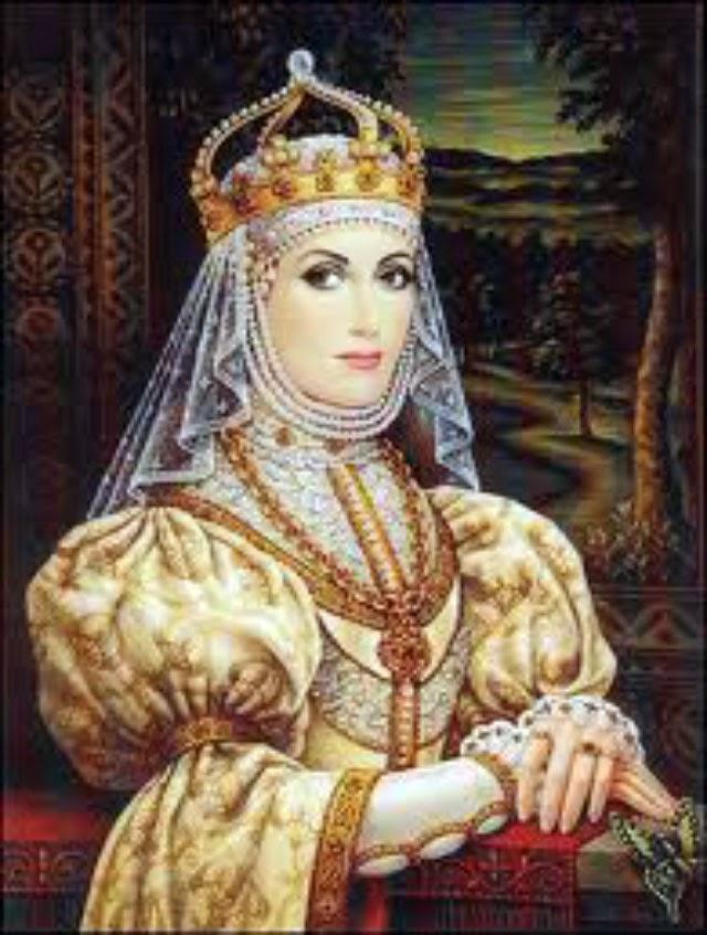 Barbara Radzivill - Black Dame of Nesvizh