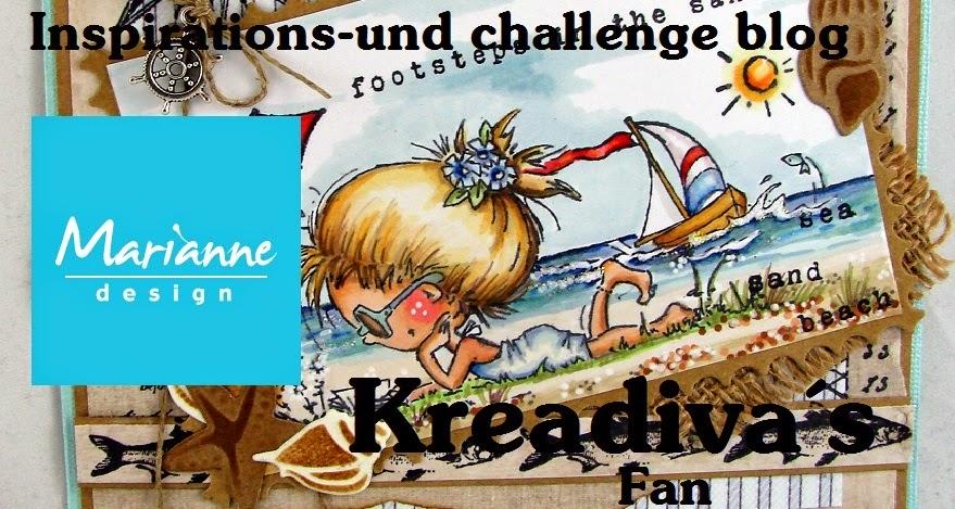 Marianne Design Kreadiva's