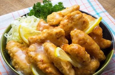 Ayam Goreng Lemon