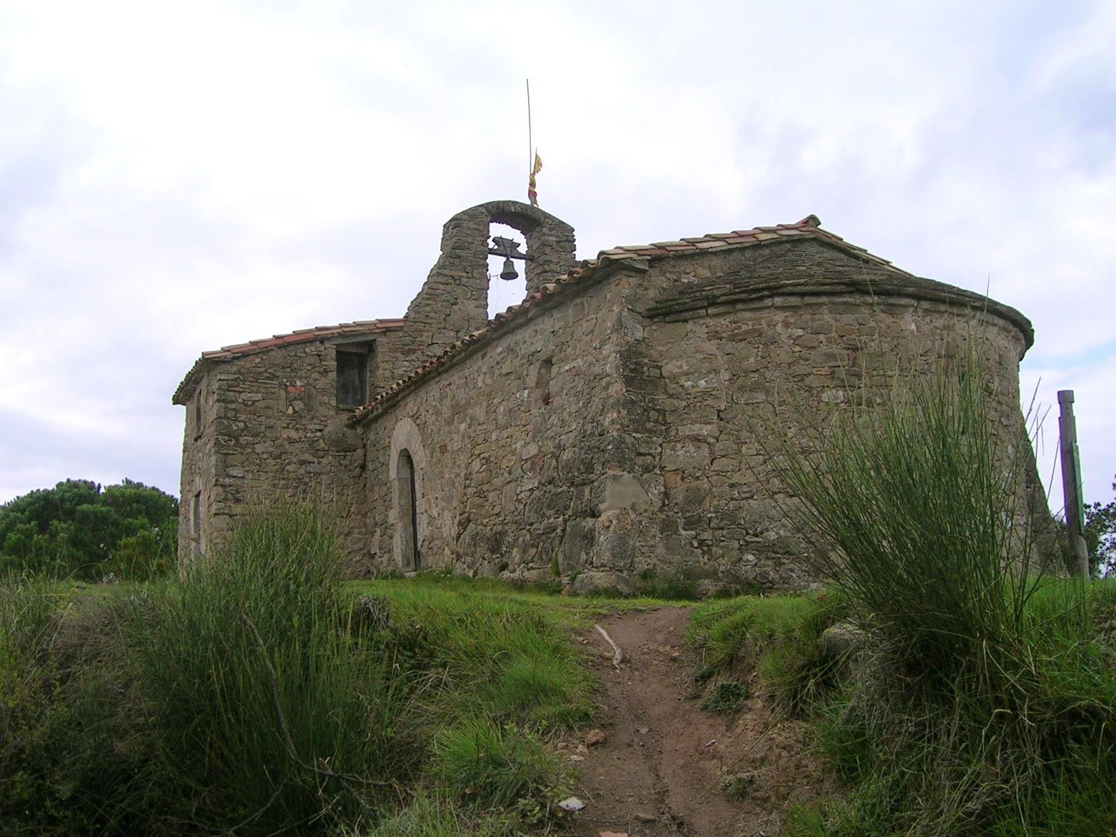 Ermita de Sant Patllari (El repte dels 100 cims)