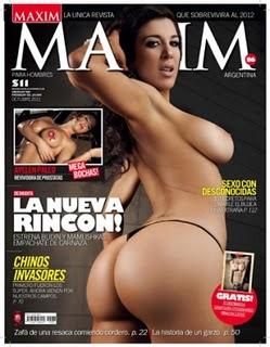 revista Maxim