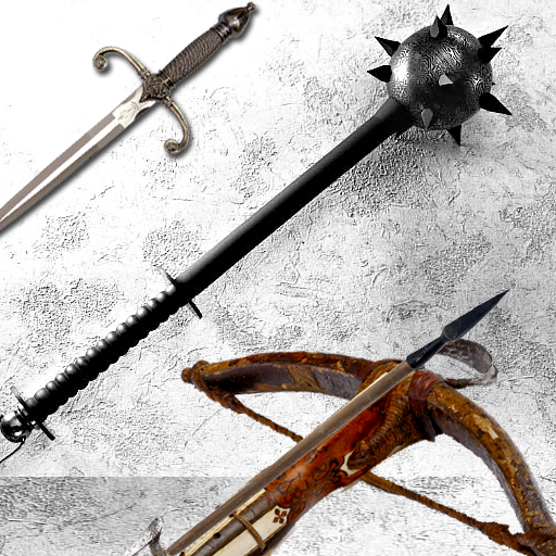 medieval weapons Chinese, japanese and medieval spears and polearms from all periods of history.