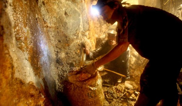 Mineria en Indonesia