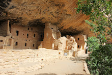 """Mesa Verde Ruins"""