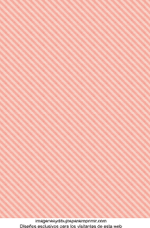 papel a rayas rosas