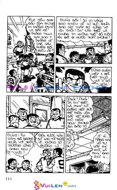 Jindodinho - Đường Dẫn Đến Khung Thành III  Tập 6 page 115 Congtruyen24h