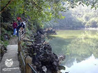 kolam alam limbong, tana toraja