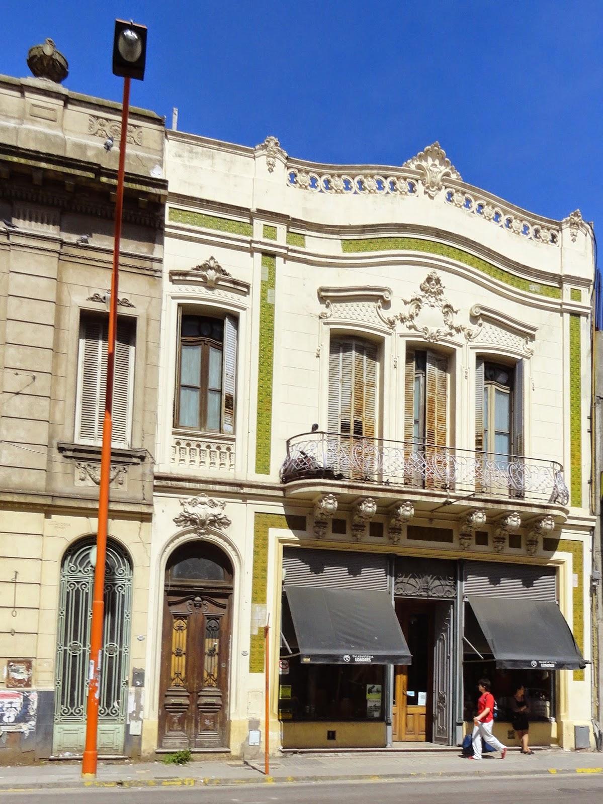 Chiclana El Oreja Verde Y La Talabarter A Londres Bahia La  # Muebles Bahia Blanca Calle Sarmiento