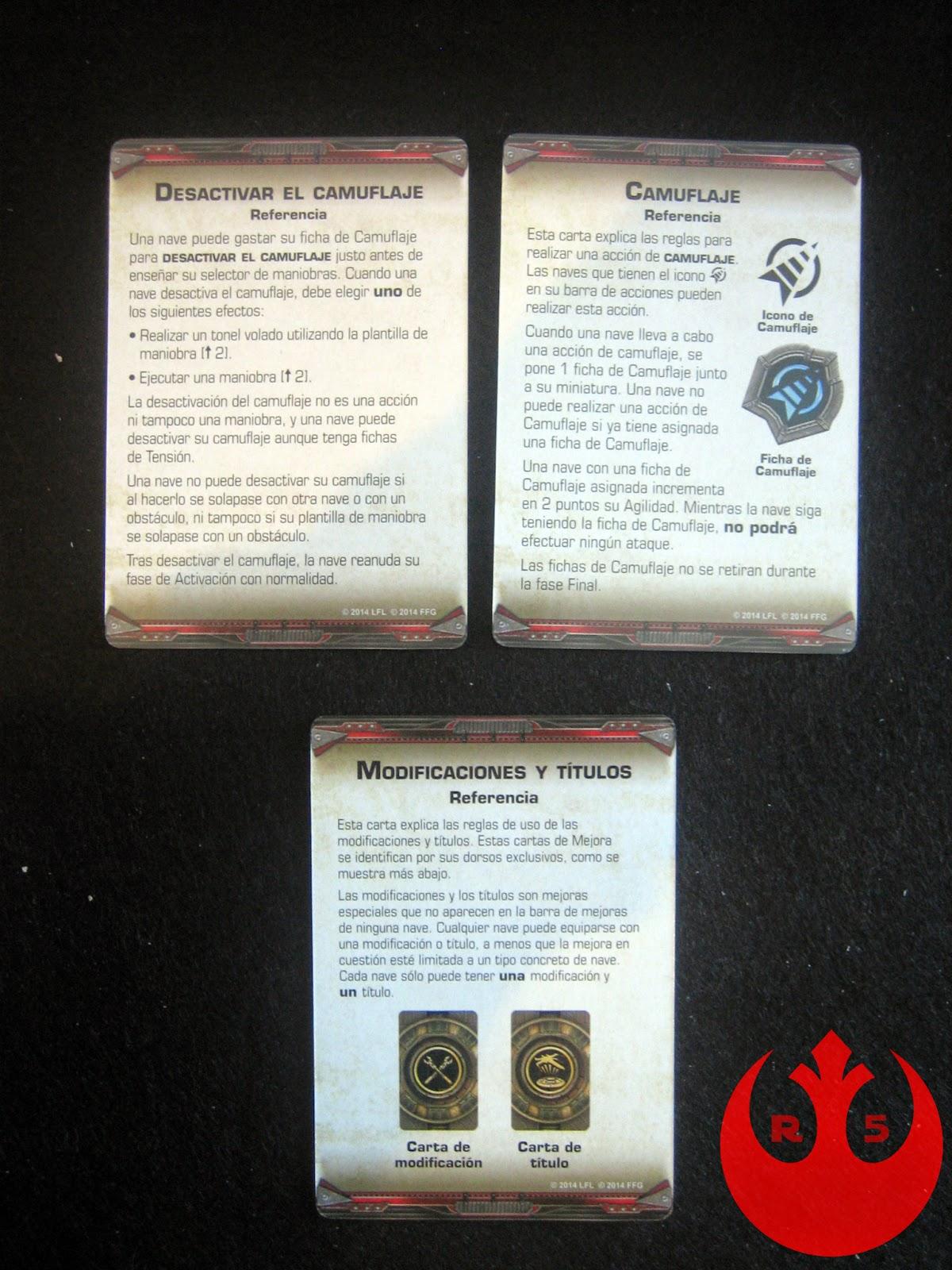 RojoCinco: Unboxing expansión TIE Fantasma