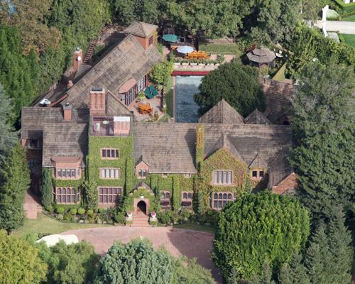 Marubricabrac villas de stars - La maison de bill gates ...