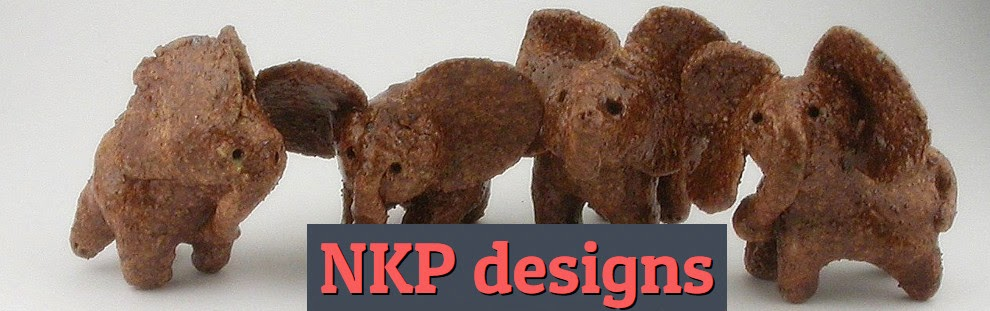 NKP DESIGNS - Beads, Pottery, and Whistles