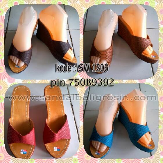 sandal bali wedges SW1206
