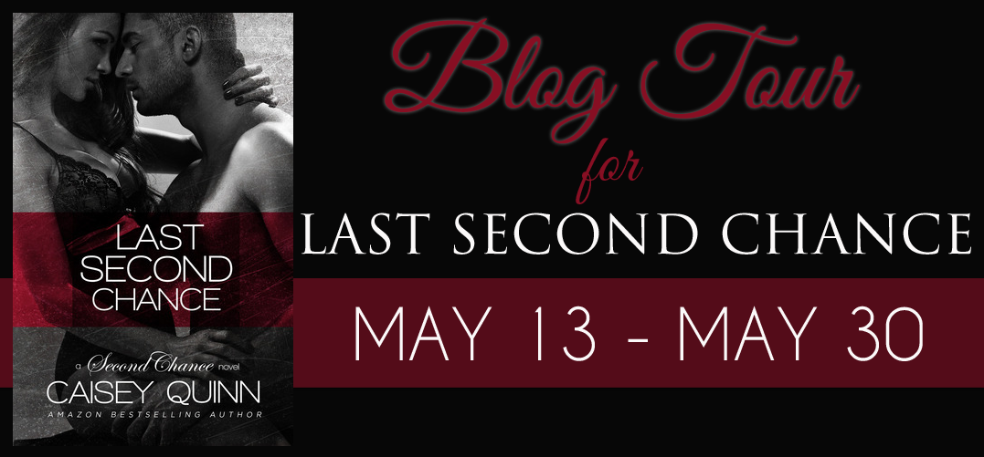 Blog Tour: Last Second Chance by Caisey Quinn – Review + Giveaway (US only)