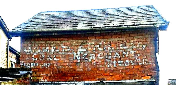 ghostsign, lancashire, james eccles, coal merchant,