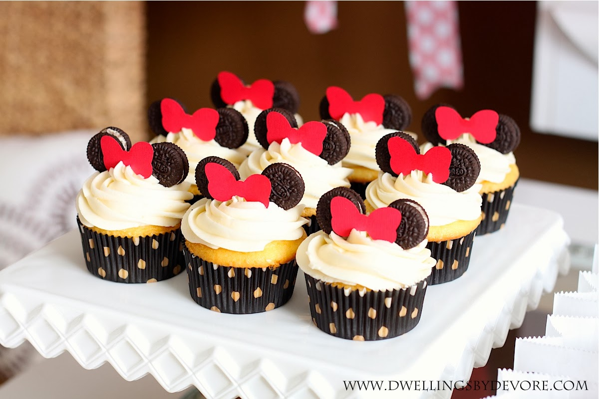 Dwellings By DeVore Budget Friendly Minnie Mouse Party