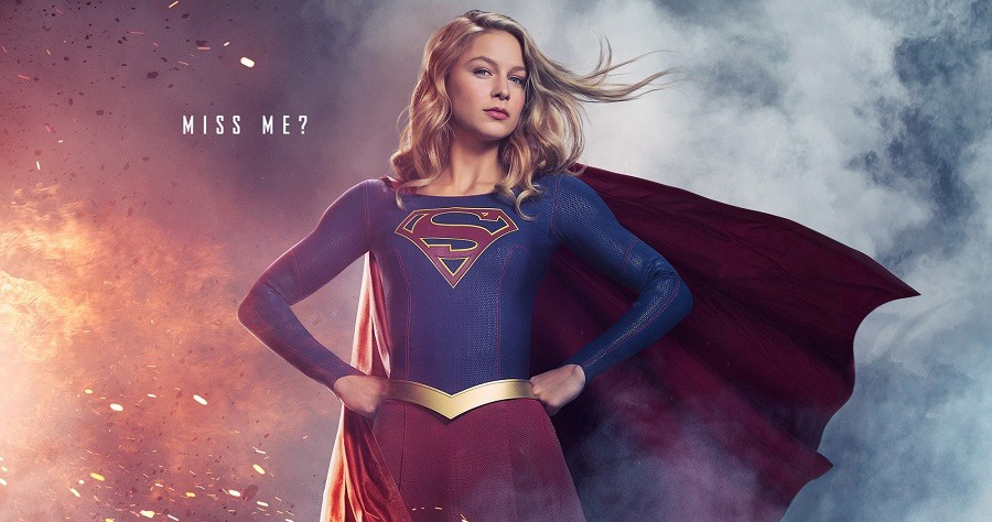 Supergirl - 3ª Temporada Completa 2017 Série 1080p 720p HD completo Torrent