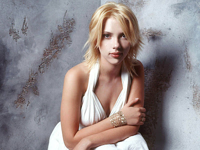 Scarlett Johansson Actress Wallpapers HD