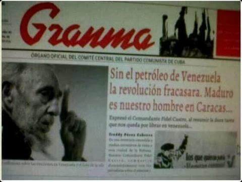 Sin el petroleo de Venezuela